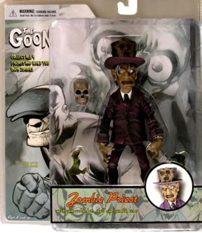 Zombie Priest Figure - The Goon - Mezco