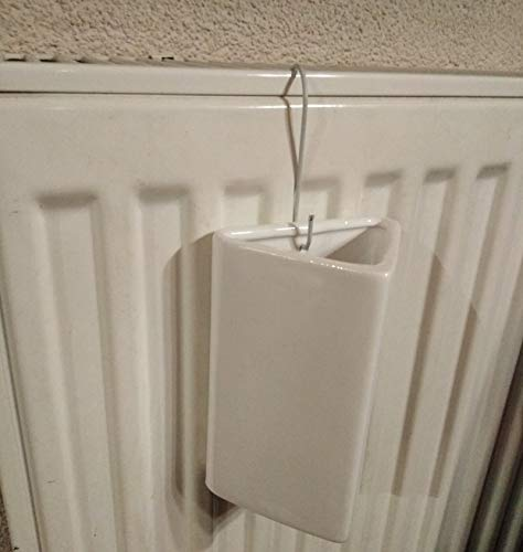 Humidificador para radiador, 4 unidades, de cerámica