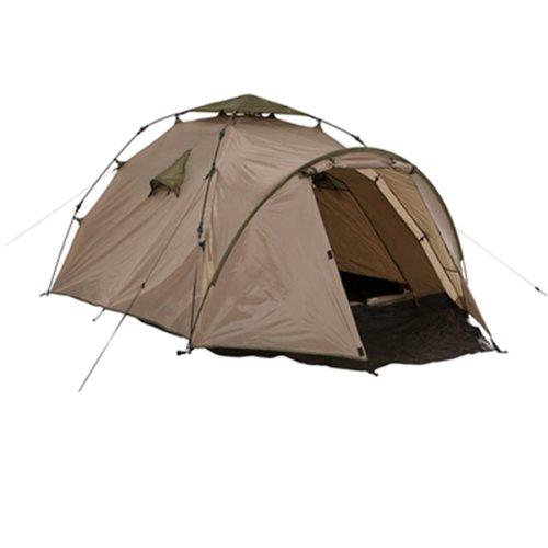 Lestra Moon Nest 3 Tente pour 3 Personnes Beige/Olive 220 + 80 x 130 cm