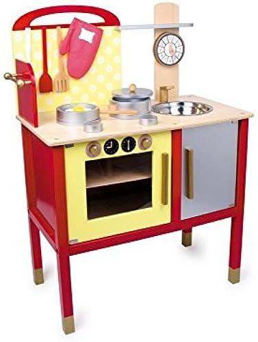 Small Foot Company 6523 - Kinderküche Denise aus Holz by Small Foot by Legler
