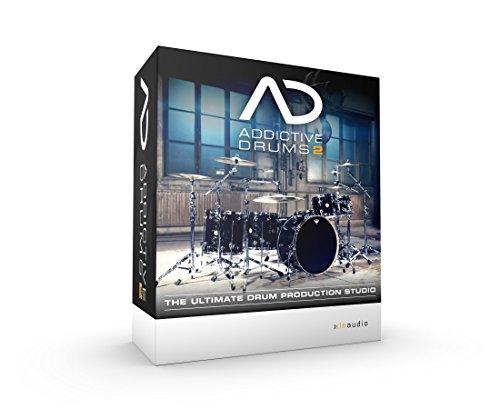 XLN Audio Addictive Drums 2 ソフトウェアドラム音源 スタンドアローン / VST / AU / AAX対応