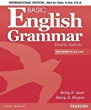 Best English Grammar Books - Basic English Grammar Student Book with Answer Key Review
