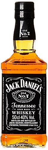 Jack Daniel's Tennessee Whiskey (1 x 0,5 l)