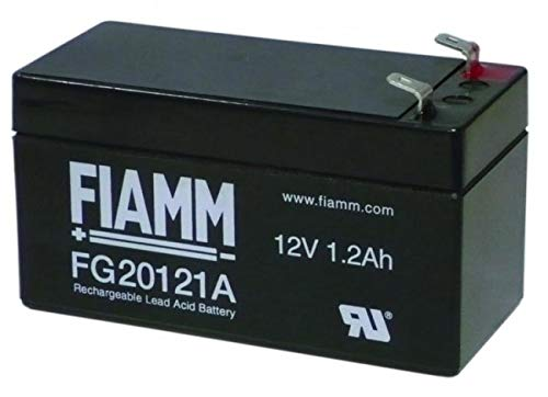 Fiamm FG20121A - Batteria da 1,2Ah, 12V