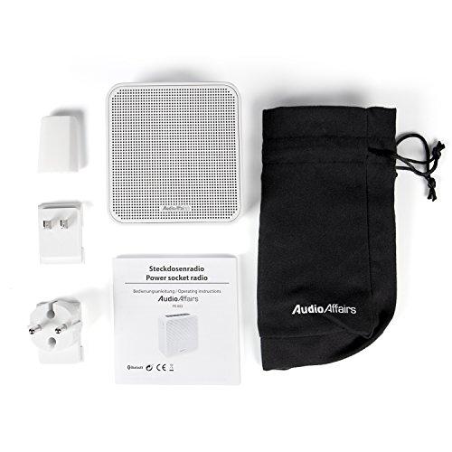 AudioAffairs Steckdosenradio - 7