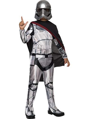Rubie's-déguisement officiel - Star Wars- Déguisement Luxe Star Wars VII Captain Phasma - Taille L- ST-620086L