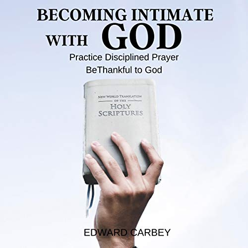 『Becoming Intimate with God』のカバーアート