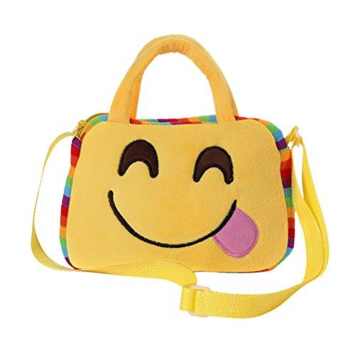 TINKSKY Cute Cartoon Shoulder Bag School Child Backpack Satchel Rucksack Handbag for Boys Girls (7)