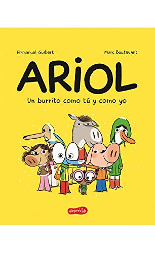 Ariol. Un burrito como tú y como yo (HARPERKIDS)