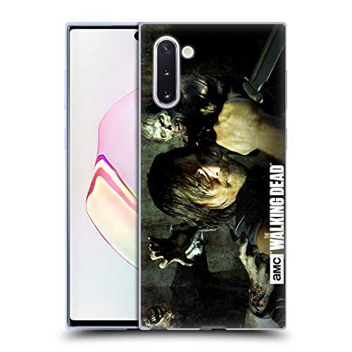 Offizielle AMC The Walking Dead Daryl Messer Spaziergänger Und Persönlichkeiten Soft Gel Huelle kompatibel mit Samsung Galaxy Note10 / 5G