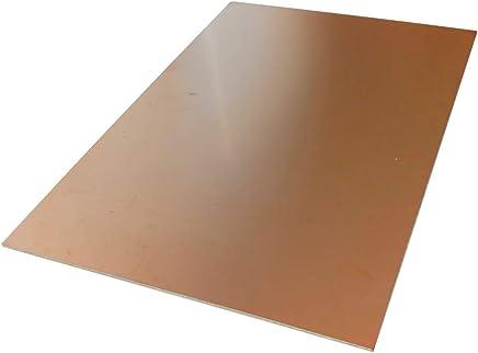 AERZETIX: Placa Hojas de Cobre para Circuito Impreso 297/210/1.5mm 35µm
