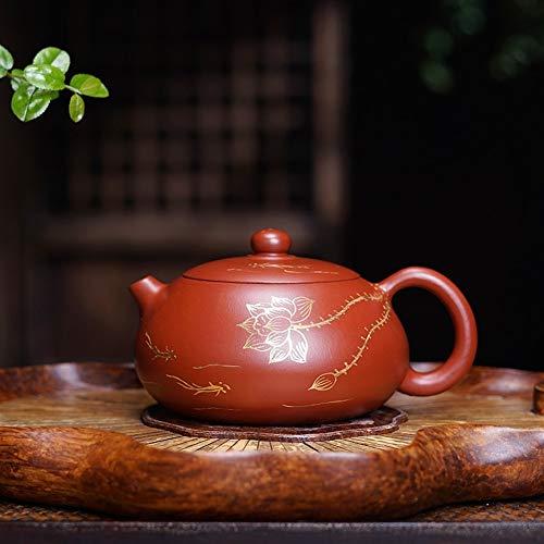 XueQing Pan Xi Shi - Tetera para dibujar a mano Trazando oro