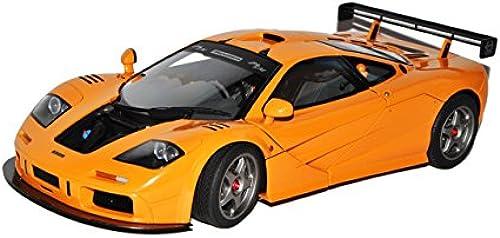 McLaren F1 LM Edition Historic Orange 1995 76011 1 18 AutoArt Modell Auto