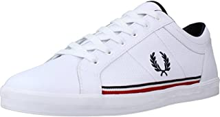 Fred Perry Baseline Perf Leather B7114200, Turnschuhe