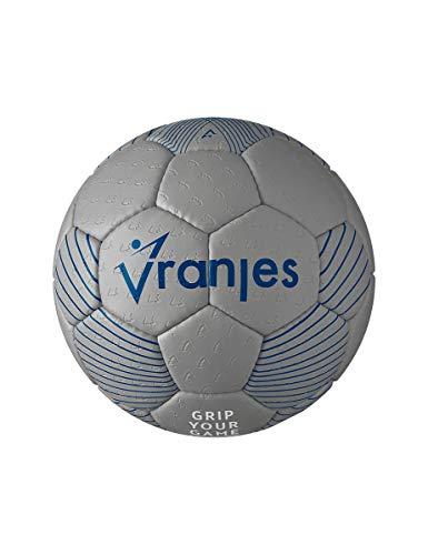 Erima Unisex-Erwachsene Vranjes Handball, grau, 3