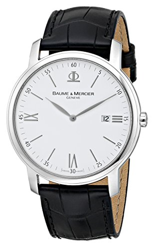 Baume & Mercier Men's 8485 Classima Swiss Date Watch