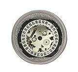 XINGFUQY Reloj Accesorios de Movimiento Nuevo Japón YM82A Movimiento Seis Pin Tres Palabras sin batería