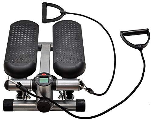 BalanceFrom Adjustable Stepper with Resistance Bands