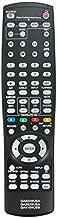 New GA362WJSA GA416WJSB GA600WJSA Replace Remote for Sharp TV LC45D40U LC46D64 LC46D64U LC-46D64U LC46D64UA LC46D64UB LC52D64 LC52D64U LC-52D64U LC60C46U LC65D64 LC65D64U LC-65D64U SVD-2897 SVD-3312