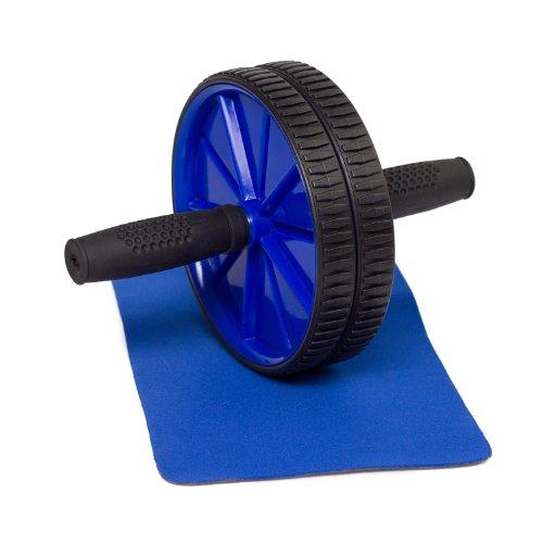 AB Wheel Bauchtrainer AB Roller Bauch Fitness Fitness für zu Hause, farblich sortiert