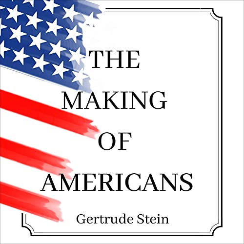 The Making of Americans cover art