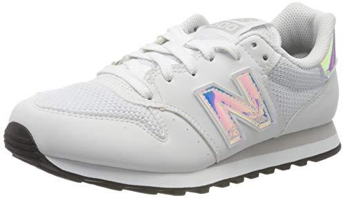 New Balance Damen 500 Sneaker, Weiß (GW500HGX), 41 EU