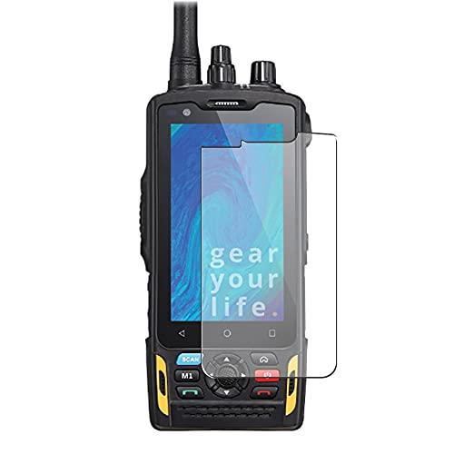 Vaxson 3 Stück Schutzfolie, kompatibel mit RugGear RG760, Bildschirmschutzfolie TPU Folie [ nicht Panzerglas ]