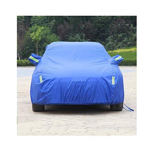Auto Cover Compatibel met Toyota YARiS Speciale Sedan Auto Cover outdoor Waterdichte Hittebestendige auto doek Stofdichte Anti-Uv Auto Cover Volledig Formaat