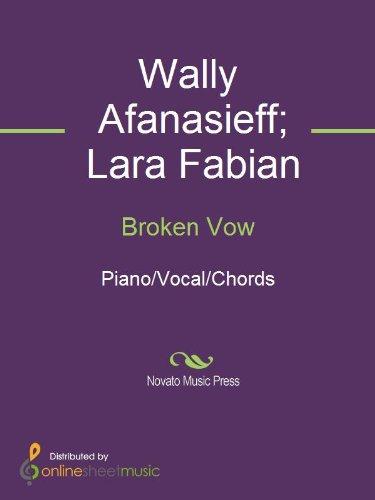 Broken Vow (English Edition)