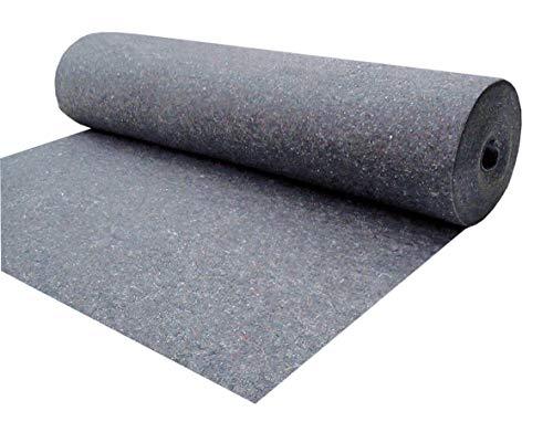 Alfa Teichvlies 300 g/m² Schutzvlies 1m x 50m - zum Schutz der Teichfolie vor Beschädigungen, Schutzvlies für Ihren Poolboden