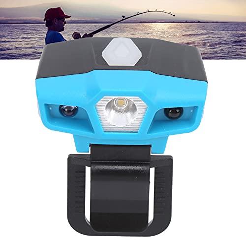 Zhat Clip de luz, Ahorro de energía de luz LED con lámpara para Caminar, Acampar, Pescar para la mayoría de Las Personas