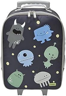 Bobble Art Wheelie Bag Monsters