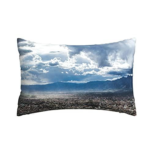 Fundas de Almohada Suaves y acogedoras, Cochabamba Bolivia, Fundas de Almohada con diseños delicados, 16'X24'