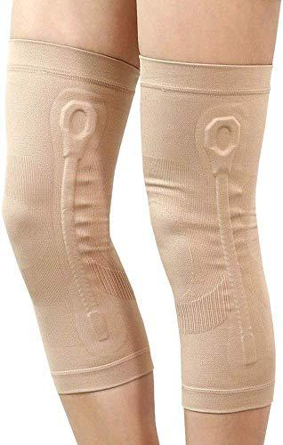 Wzmdd mannen en vrouwen hardlopen meniscus letsel knie Oefening oude koude been Fitness knie legging dunne warme koude bescherming