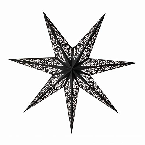 Earth Friendly starlightz® Leuchtstern lux Black