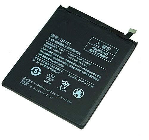 Todobarato24h BATERIA BN41 Compatible con Xiaomi REDMI Note 4 / Note 4X 4000 mAh (Ojo NO Valida Modelo BN43)