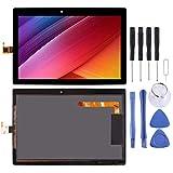 DONGYAO Pantalla de repuesto para pantalla LCD y digitalizador completo para Lenovo Tab 3 10 Plus TB-X103 / X103F 10.1 pulgadas (Negro) (Color: Negro)
