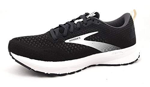 Brooks Revel 4 Sportschuhe Damen Laufschuhe Sportschuh Schwarz Sport, Schuhgröße:EUR 39 | US 8