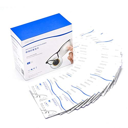 desempañador Paño de limpieza de gafas, paño de limpieza de gafas Paño de limpieza antivaho para gafas Toallitas para gases Pantallas de teléfonos móviles Espejos retrovisores de coche Lentes