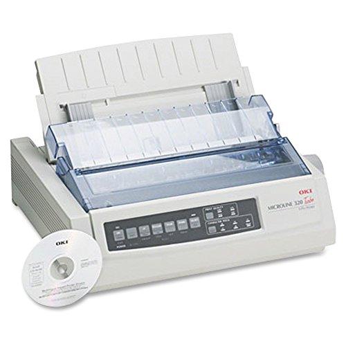 OKIDATA ML320Turbo 120V 50/60 Hz 62411601