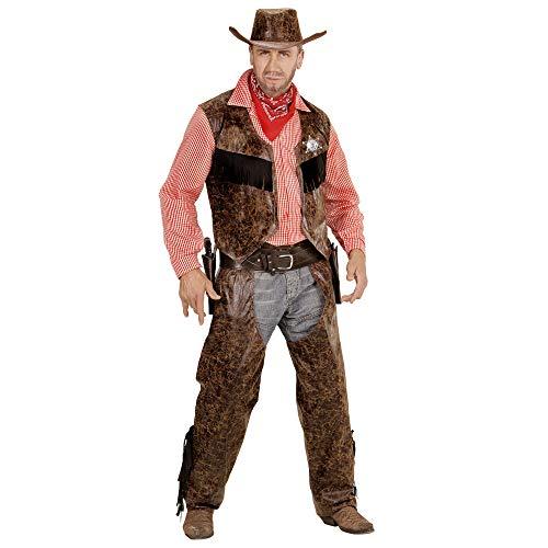 Widmann - Erwachsenenkostüm Cowboy