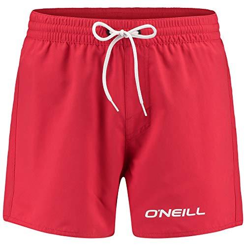 O'Neill PM Sun&Sea para Hombre, Rojo (Cherry Red), L