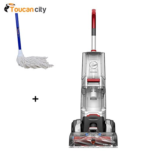 Toucan City String Mop and Hoover Professional Series SmartWash Advanced Pet Automatic Upright...