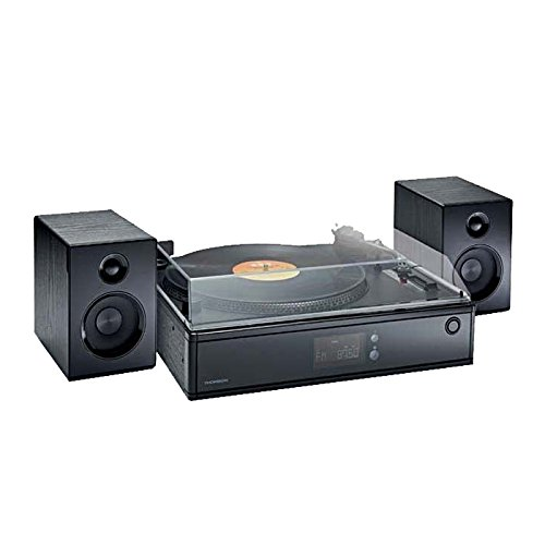 Thomson TH329087 Plattenspieler mit CD/MP3 TT500CD