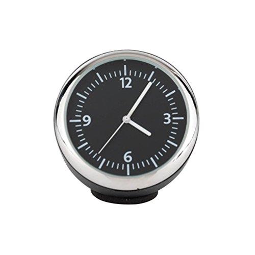 Vosarea Leuchtende mechanische Autouhr Auto Armaturenbrett Thermometer (Uhr)