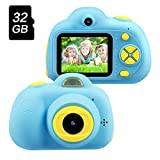 Best Birthday Gifts for Boys Age 3-8,OMWay Kids Digital Video Camera for Boys,Toys for Boys 4 5 6 7...