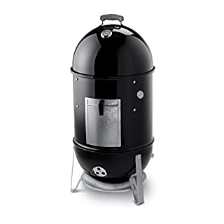 Weber 18-inch Smokey Mountain Cooker, Charcoal Smoker (B001I8ZTJ0) | Amazon price tracker / tracking, Amazon price history charts, Amazon price watches, Amazon price drop alerts