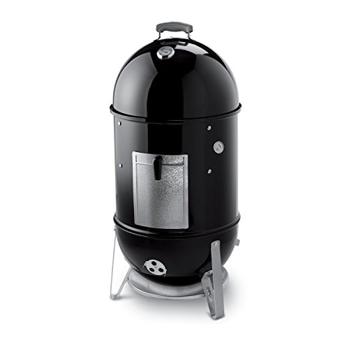 Weber 18-inch Smokey Mountain Charcoal Smoker