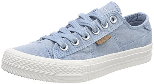 Dockers by Gerli Damen 40TH201-790620 Sneaker, Blau (Baby Blau 620), 37 EU