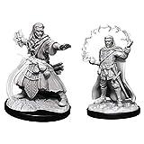WizKids D&D Nolzurs Marvelous Upainted Miniatures: Wave 11: Male Human Wizard